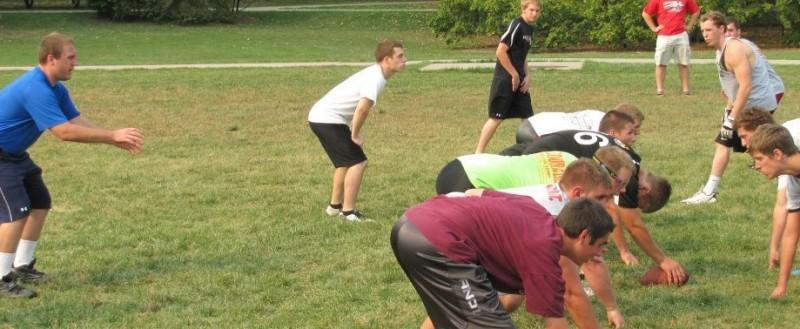 Active-Associociate football game 2012 (2)