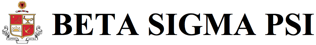 Beta Sigma Psi - Epsilon Chapter